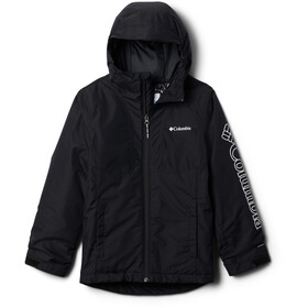 Columbia Timber Turner Chaqueta Niños, black